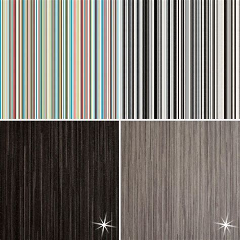 Quality Modern Stripe Vinyl Flooring Roll CHEAP Kitchen