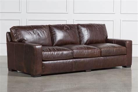 living spaces leather sofa gordon sofa living spaces