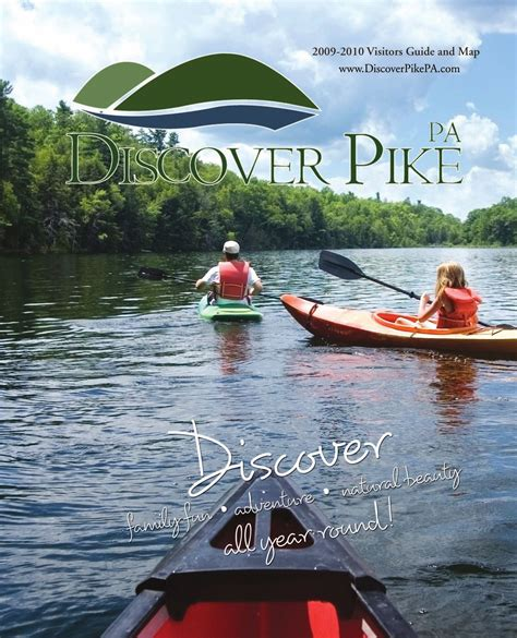discover pike pa visitors guide 2009 2010 by discover