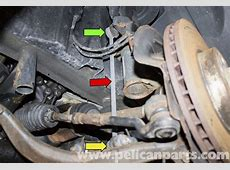 BMW X5 Sway Bar Link Replacement E53 2000 2006