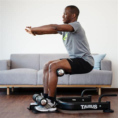 Taurus Sissy Squat Trainer Pro - Sport-Tiedje