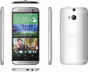 UNLOCKED HTC One M8 AT&T 32GB (Silver) Global GSM 4G LTE ...