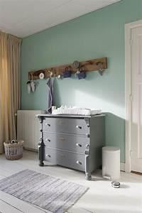 Deckkraft Wandfarbe Weiß : wandfarbe mintgr n f r kinder und babyzimmer 50 ideen ~ Michelbontemps.com Haus und Dekorationen