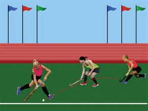Field Hockey Player Positions