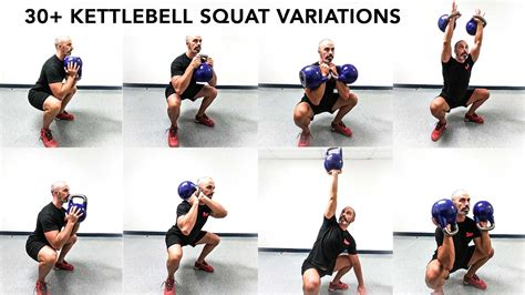 squat kettlebell variations should kettlebells