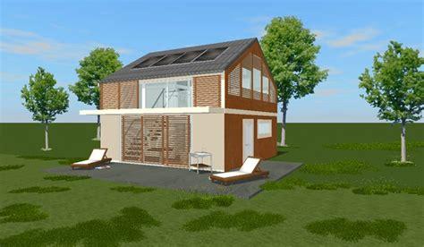Holzhaus 40 Qm Grundfläche by Kleine H 228 User Auf 50 Qm Tiny Houses