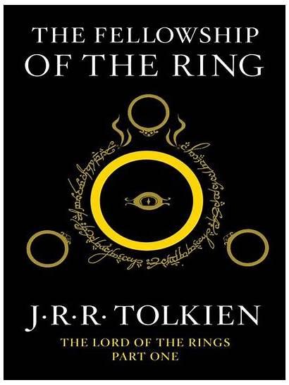 Lord Rings Booksamillion Fellowship Ring Bibles Classics