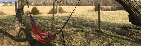 Eno Hammock Cing Tips 5 tips to prepare your eno doublenest hammock for a thru