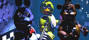 Animatronics | Five Nights at Freddy's Wiki | FANDOM ...