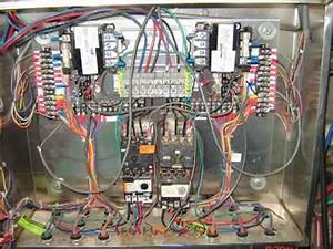 Electrical Wiring-car Wash Control Panel