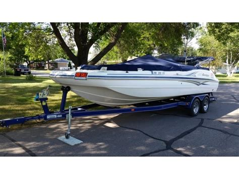 Hurricane Boats For Sale Minnesota by 2007 Hurricane Gs 232 Powerboat For Sale In Minnesota