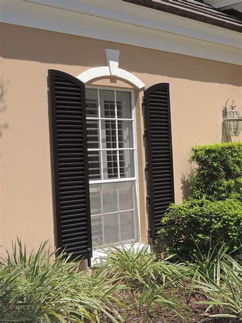 types  shutters exterior shutter styles