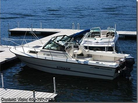 Chaparral Boats Reliability by 1991 Chaparral 234 Wprocket