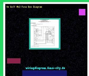 Vw Golf Mk3 Fuse Box Diagram  Wiring Diagram 175926