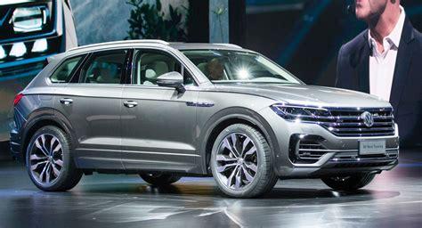 volkswagen atlas interior car release date  news