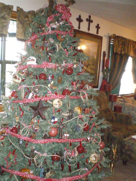 my western christmas tree 2012 western christmas decor