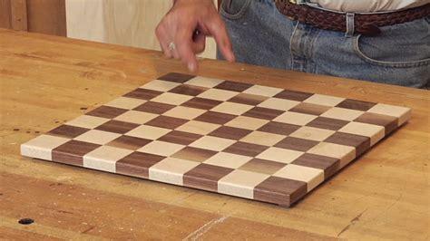 chessboard diy chessboard plans