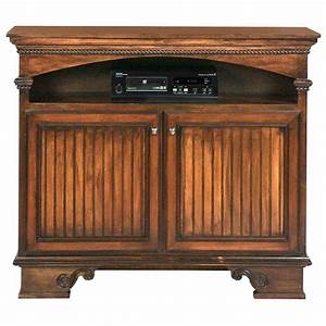 american premiere 49quot media console 2 doors bracket With american home furniture tv stands