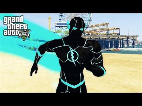 The Future Flash!! (gta 5 Mods) Youtube