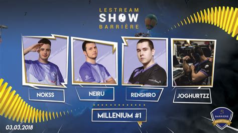la team skyyart remporte lestream show barriere devant
