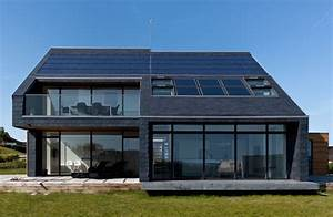 8 homes that generate more energy than they consume ...
