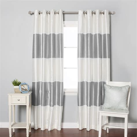 white and gray curtains 63 white grey curtains rooms