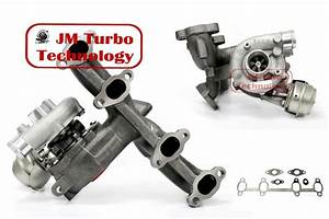 Diesel Turbo Charger W   Exhaust Manifold For Vw Beetle Golf Jetta Tdi 1 9l