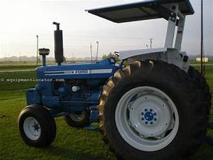 1978 Ford 7600 Tractors For Sale At Equipmentlocator Com