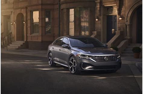 New Redesigned Passat by Redesigned 2020 Volkswagen Passat All You Need To