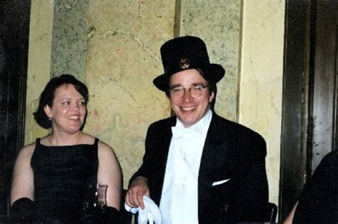 linus torvalds family mother father wife daughter