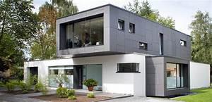 Fassadenfarbe Für Eternitplatten : haus b rger minimalistisch haus fassade other ~ Lizthompson.info Haus und Dekorationen