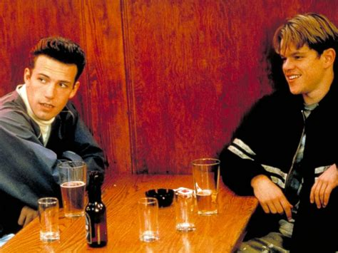 Damon and affleck ended up winning the oscar for best original screenplay at the 70th annual academy awards for good will hunting. Helge Scherlund's eLearning News: 'Good Will Hunting ...