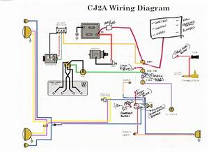1955 Willy Jeep Wiring Diagram Free Picture