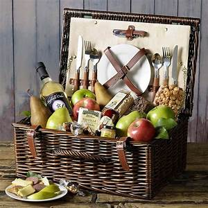 Giveaway, Summer, Picnic, Basket, From, The, Fruit, Company