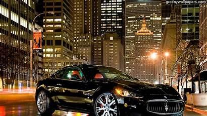Luxury Wallpapers Maserati Granturismo