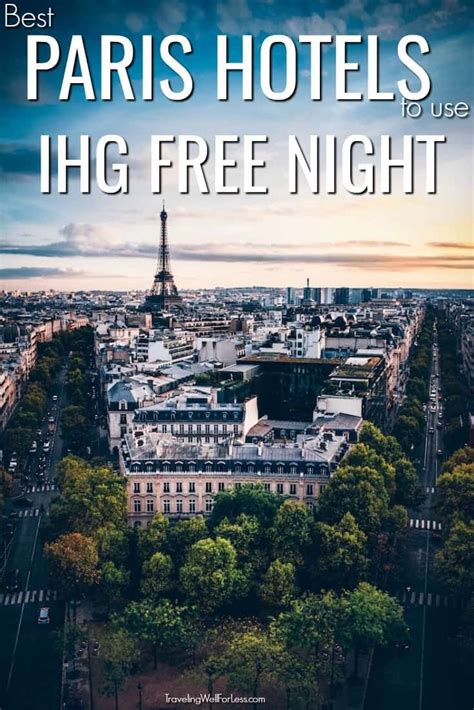 Best Ihg Hotel by Best Hotels To Use Ihg Free Travel Tips