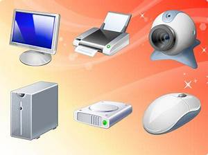 Computer Hardware Icons - Download Royalty Free Icons and ...