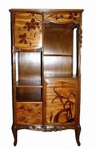 Art Nouveau Mobilier : louis majorelle meuble tag re art nouveau cole de ~ Melissatoandfro.com Idées de Décoration