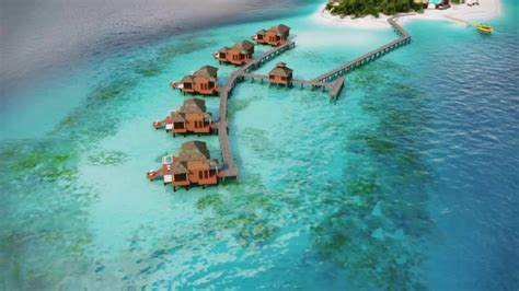 Sandals Resorts  Overthewater Villas Youtube