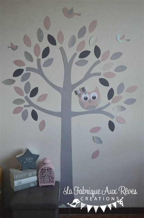 stickers arbre pour chambre bebe best stickers chambre bebe arbre images awesome interior