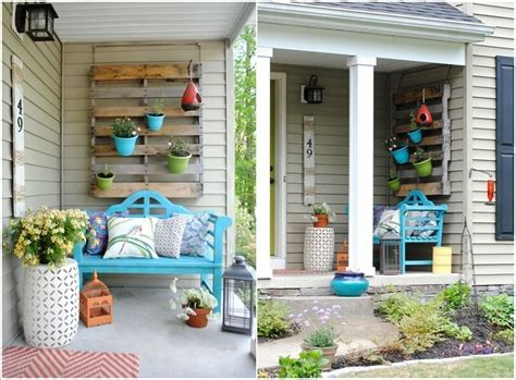 Outdoor Decorating Ideas Front Porch by 10 Lovely Diy Summer Front Porch Decor Ideas