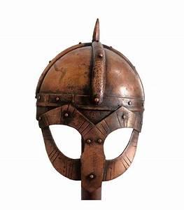 Gjermundbu Norway Viking Helmet- Reenactment Armor Costume
