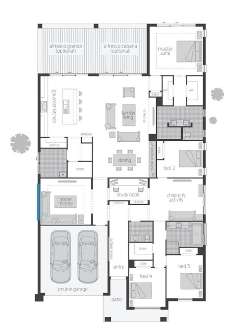 miami  executive floor plan home design floor plans house plans floor plans
