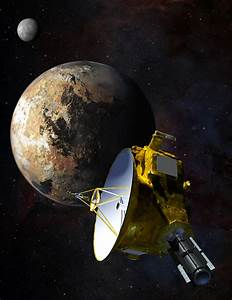 NASA News: The New Horizons Spacecraft Just Hit A Flyby ...