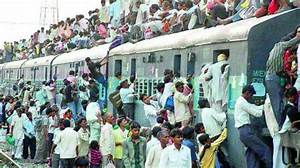Don't blame overpopulation for ills of society, push for reforms