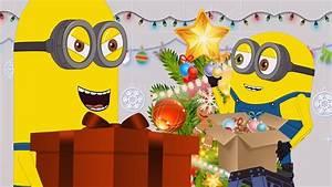 Minions Merry Xmas & Happy New Year 2017 | Christmas Songs ...