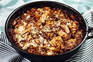 Schnelle Küche Für Kinder : geniales rezept lasagne bolognese mal anders schnell aus der pfanne ~ Fotosdekora.club Haus und Dekorationen