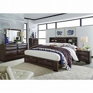 Liberty Furniture Newland Queen Bedroom Group Darvin