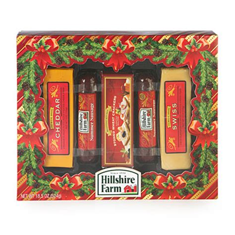 hillshire farm christmas gift set view hillshire farm 174 cheese set deals at big lots
