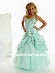 pageant dresses for little just for trendy girls